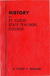 History of St. Cloud State Teachers College by Dudley S. Brainard