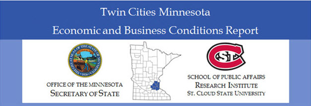 Twin Cities Minnesota Economic and Business Conditions Report