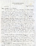 Letter, Virginia Brainard to Dudley and Merl Brainard [August 23, 1940]