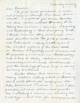 Letter, Virginia Brainard to Nellie Brainard [August 24, 1940]