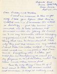 Letter, Virginia Brainard to Dudley and Merl Brainard [September 25, 1940]