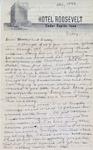 Letter, Virginia Brainard to Dudley and Merl Brainard [December 1940]