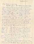 Letter, Virginia Brainard to Dudley and Merl Brainard [March 28, 1941]