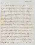 Letter, Virginia Brainard to Merl Brainard [May 11, 1941]