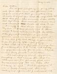 Letter, Virginia Brainard to Merl Brainard [May 15, 1941] by Virginia Brainard