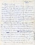 Letter, Virginia Brainard to Dudley and Merl Brainard [November 2, 1941]