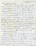 Letter, Virginia Brainard to Dudley and Merl Brainard [December 13, 1941]
