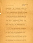 Letter, Virginia Brainard to Dudley and Merl Brainard [January 9, 1942]