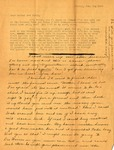 Letter, Virginia Brainard to Dudley and Merl Brainard [January 23, 1942] by Virginia Brainard