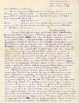 Letter, Virginia Brainard to Dudley and Merl Brainard [February 25, 1942]