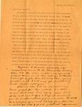 Letter, Virginia Brainard to Dudley and Merl Brainard [February 26, 1942]