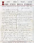 Letter, Virginia Brainard to Dudley and Merl Brainard [June 22, 1942]
