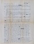 Letter, Virginia Brainard to Dudley and Merl Brainard [November, 1942]