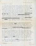Letter, Virginia Brainard to Dudley and Merl Brainard [November 29, 1942]