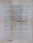Letter, Virginia Brainard to Dudley and Merl Brainard [December 6, 1942]