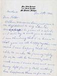 Letter, Nellie Brainard to Dudley and Merl Brainard [December 20, 1942]