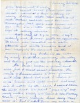 Letter, Virginia Brainard to Dudley and Merl Brainard [February 21, 1943] by Virginia Brainard