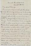 Letter, Nellie Brainard to Virginia Brainard [August 17, 1944] by Nellie Brainard