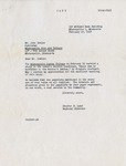Letter, Chester B. Lund to John Cowles [February 17, 1948] by Chester B. Lund