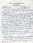Letter, Dudley Brainard to Virginia Brainard [February 11, 1949] by Dudley Brainard