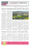 University Chronicle [January 2021]