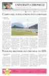 University Chronicle [November 2020] by St. Cloud State University