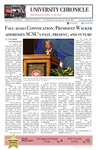University Chronicle [September 2020] by St. Cloud State University