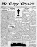 The Chronicle [September 19, 1924]