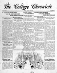 The Chronicle [October 17, 1924]