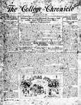 The Chronicle [December 19, 1924]