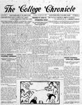 The Chronicle [January 30, 1925]