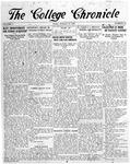 The Chronicle [February 13, 1925]