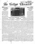 The Chronicle [February 27, 1925 ]