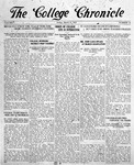 The Chronicle [March 13, 1925]