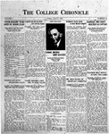The Chronicle [April 27, 1925]
