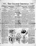The Chronicle [October 30, 1925]