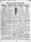 The Chronicle [January 29, 1926]