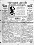 The Chronicle [February 11, 1926]