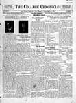 The Chronicle [March 26, 1926]