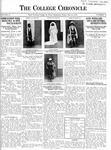 The Chronicle [May 28, 1926]