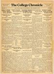 The Chronicle [September 17, 1926]