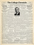 The Chronicle [October 1, 1926]