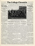 The Chronicle [November 12, 1926]