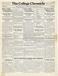 The Chronicle [January 14, 1927]