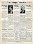 The Chronicle [January 28, 1927]