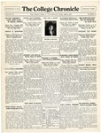 The Chronicle [April 1, 1927]