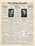 The Chronicle [April 29, 1927]