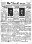 The Chronicle [October 6, 1927]