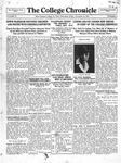 The Chronicle [November 18, 1927]