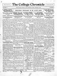 The Chronicle [December 9, 1927]